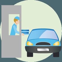 Drive Thru System